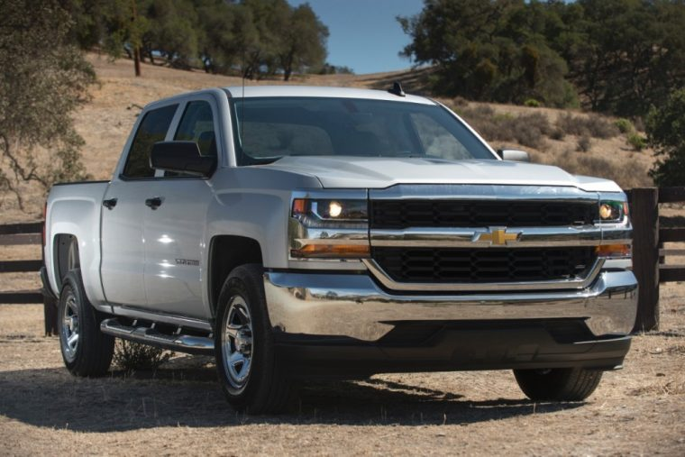 The 2017 Chevy Silverado 1500 has a starting MSRP of $27,585