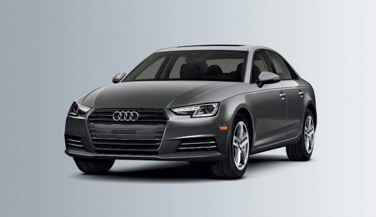 The 2017 Audi A4 Is One Of Only A Few Model Year Vehicles To Have
