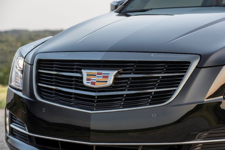 The 2017 Cadillac ATS carries a starting MSRP that's less than $35,000