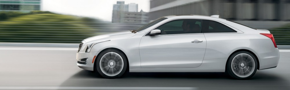 2017 cadillac ats coupe side profile the news wheel. Black Bedroom Furniture Sets. Home Design Ideas