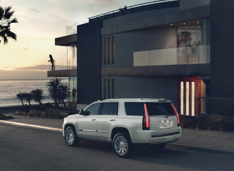 Cadillac Escalade Overview The News Wheel