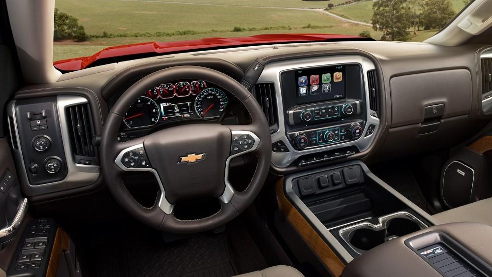 2017 Chevrolet Silverado 1500 Overview - The News Wheel
