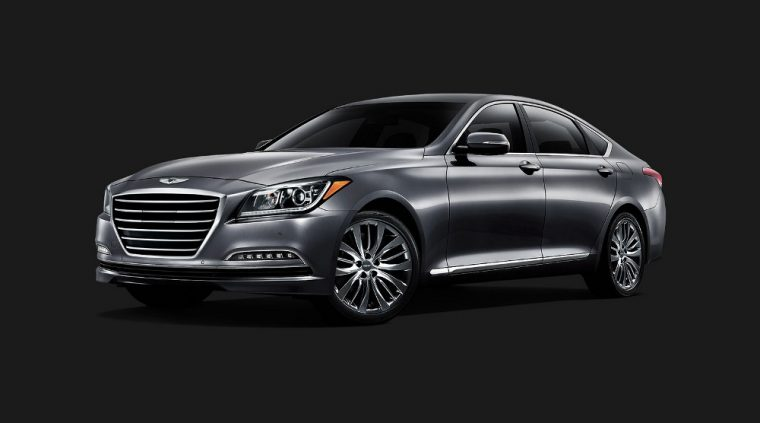 The 2017 Genesis G80 is one of only a few 2017 model year vehicles to have earned an IIHS Top Safety Pick+ rating