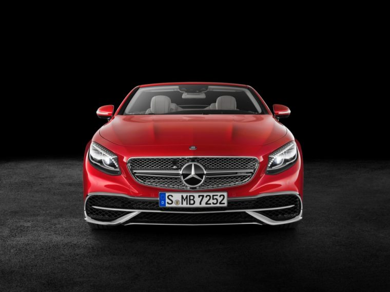 The Mercedes-Maybach S 650 Cabriolet was first revealed to the public at the 2016 LA Auto Show