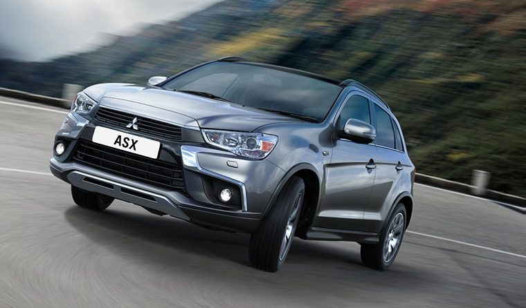 2017 mitsubishi asx starts at 15 999 in the uk the news wheel. Black Bedroom Furniture Sets. Home Design Ideas