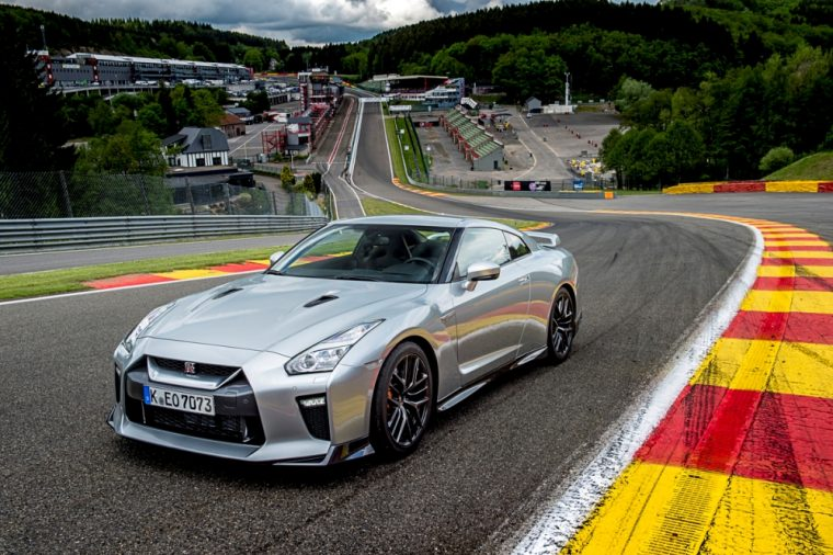 The Nissan GT-R recently earned an ALG Residual Value Award