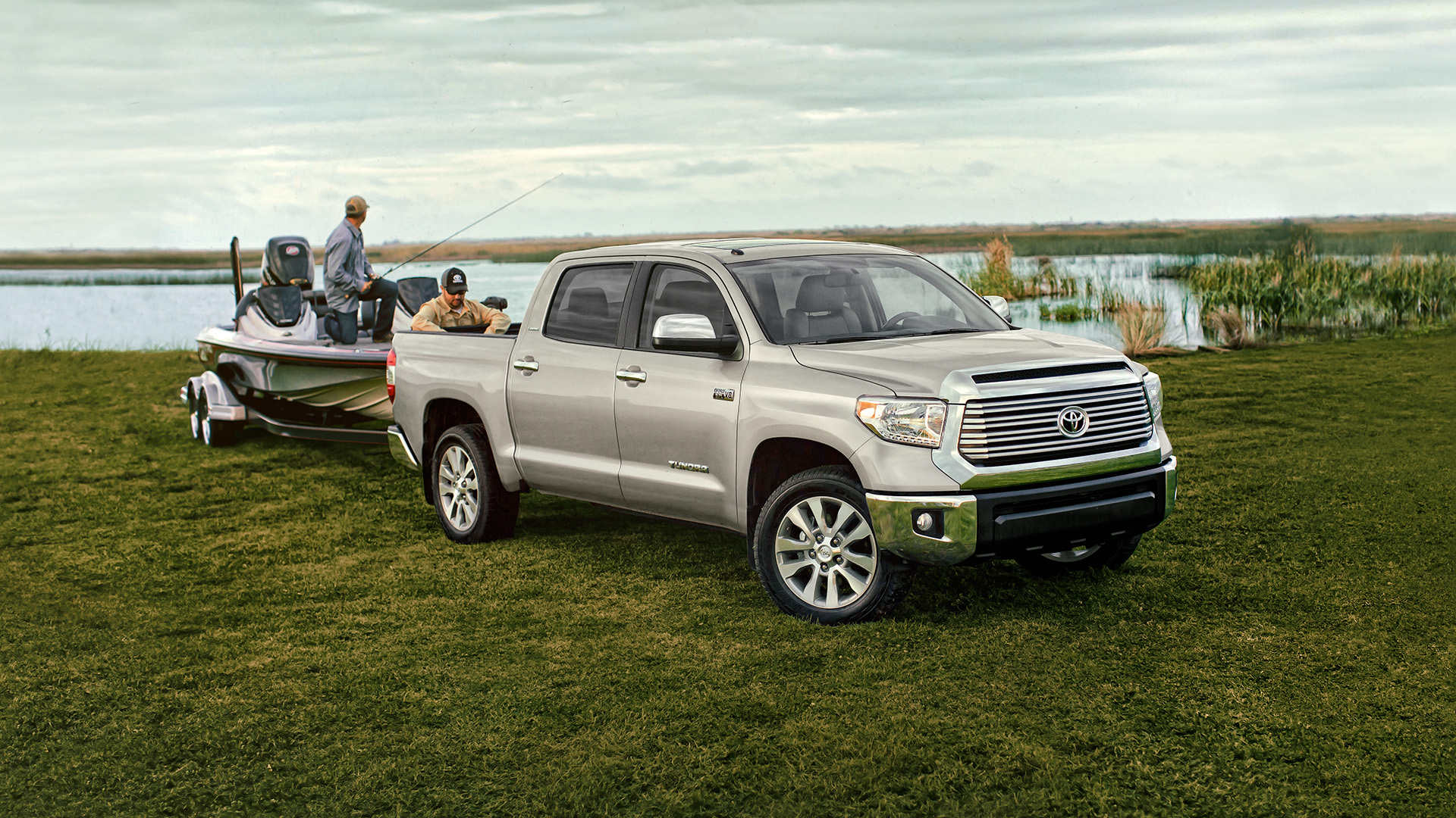 2017 Toyota Tundra Overview | The News Wheel
