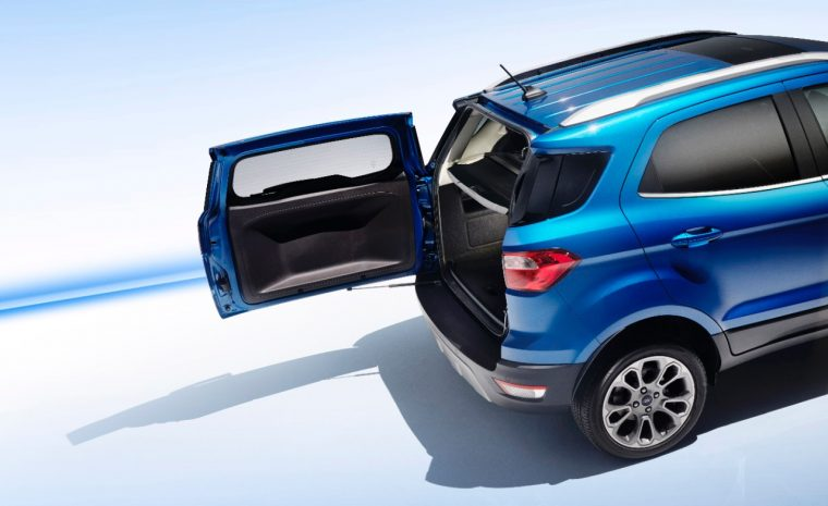 All-New Ford EcoSport Reveal