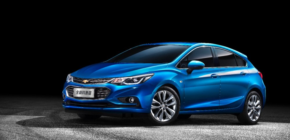All-New Chevy Cruze Hatchback Variant Coming to China ...