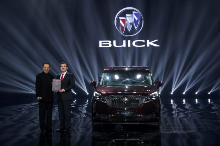 The first luxurious model from the Buick Avenir sub brand has recently launched in China