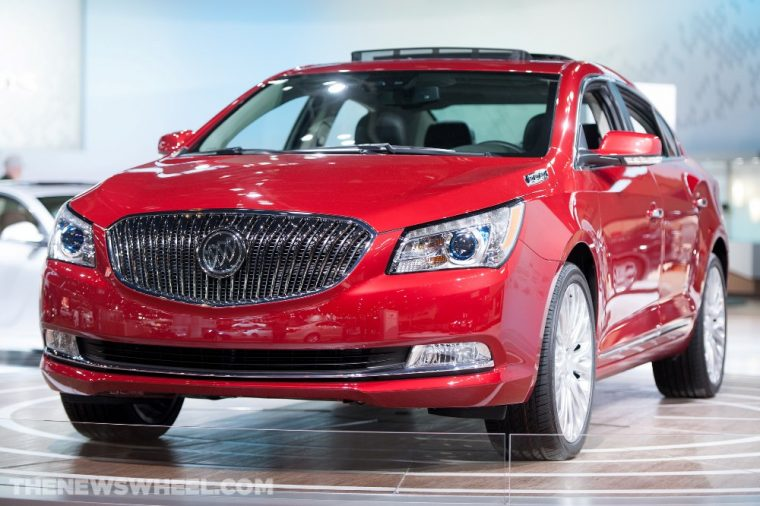 Buick recently earned top honors in J.D. Power's 2016 Sales Satisfaction Index (SSI) study