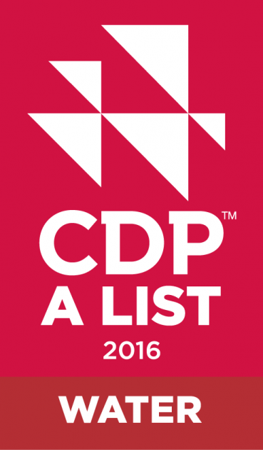 CDP Water A List 2016