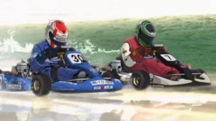Capeta Formula 1 kart Most Popular Cars from Japenese Anime