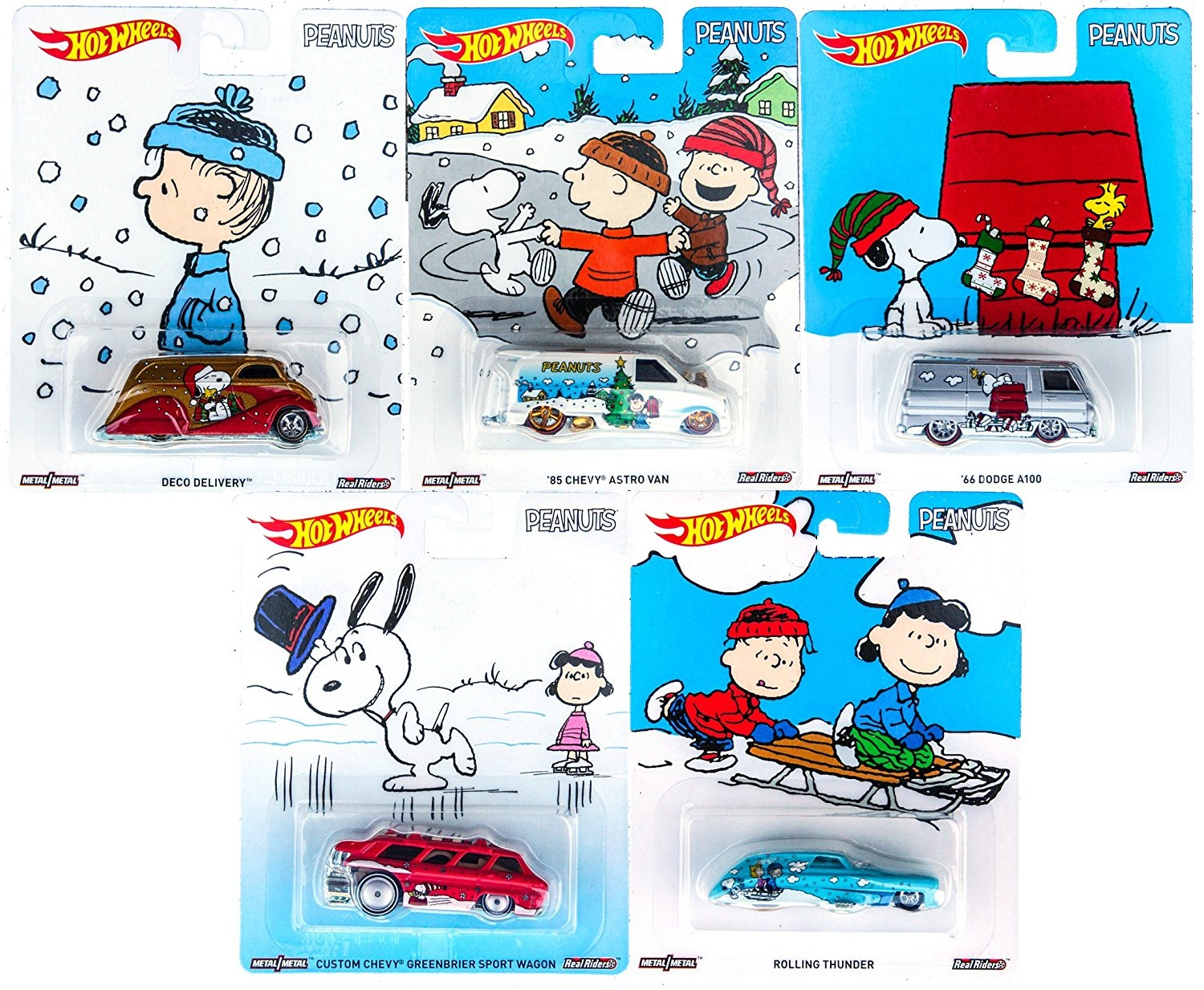 The Holidays Roll In on These Must-Have \'Charlie Brown Christmas ...