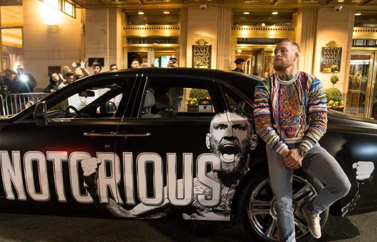 5 Coolest Cars From Conor Mcgregor S Instagram The News