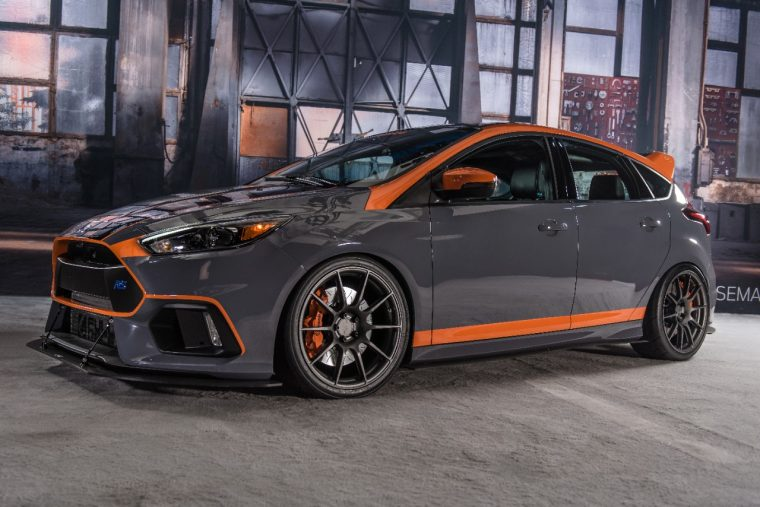 2016 Ford Focus RS by Full-Race Motorsports