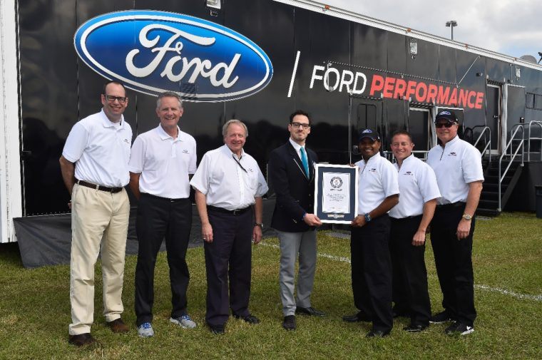 Ford Performance Team
