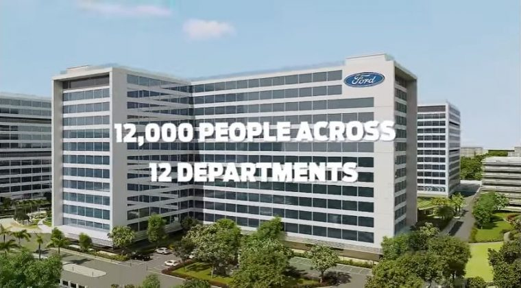 Ford Global Technology and Business Center in Chennai