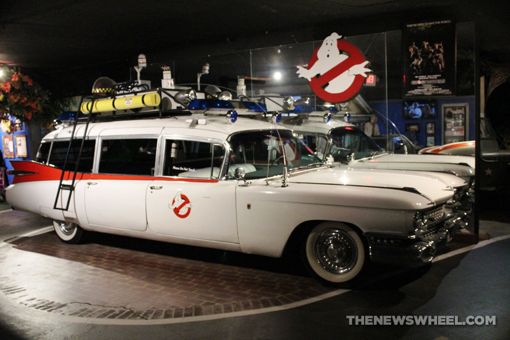 Hollywood Star Cars Museum Gatlinburg Attraction Review