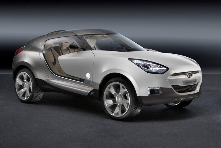 Hyundai QarmaQ Concept car design exterior