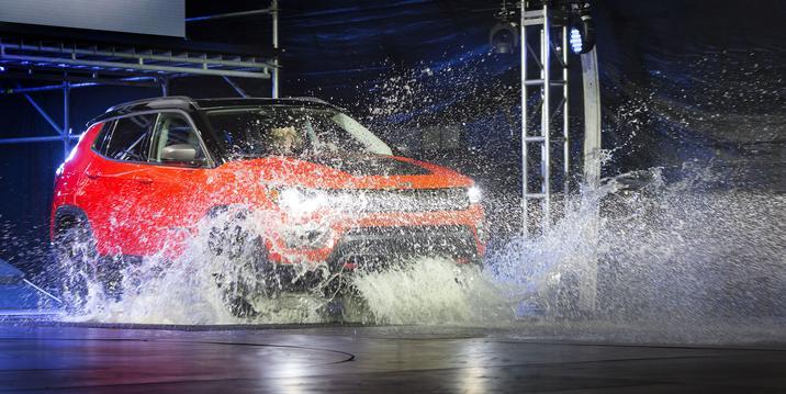 2017 Jeep Compass LA Auto Show