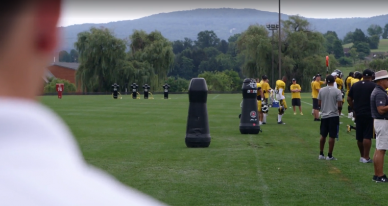 Pittsburgh Steelers Practice