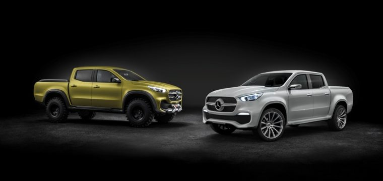 Mercedes-Benz will not be releasing the X-Class pickup truck in the US
