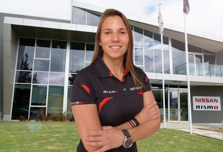 Simona de Silvestro signs with Nissan Motorsport in Australian Supercars