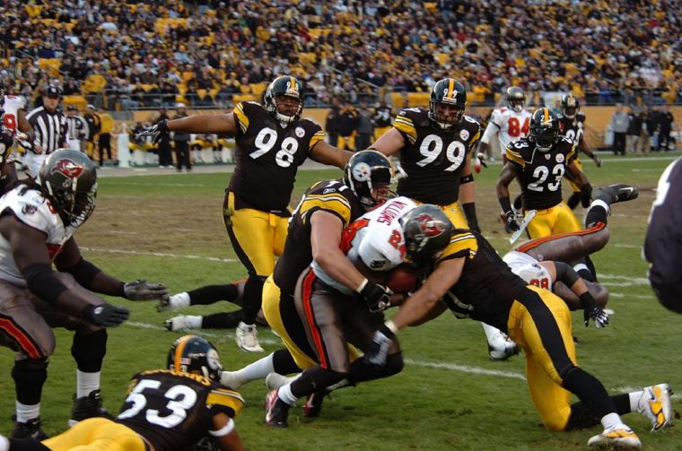 Pittsburgh Steelers Tackle