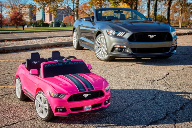 Power Wheels Smart Drive Mustang