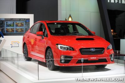 Subaru earned 5 Most Loved Vehicle Awards
