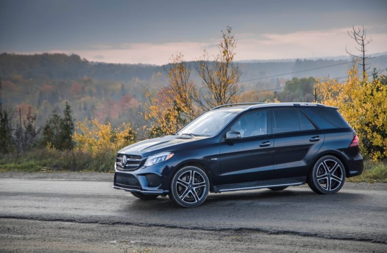 The Mercedes-AMG GLE43 SUV will make its way to US shores in 2017
