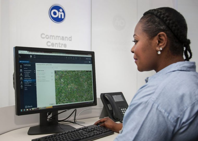 Opel OnStar Luton Command Center