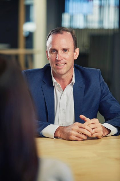 Mark Harland, Executive Director - Marketing, Holden