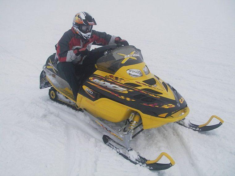 snowmobile rain-x