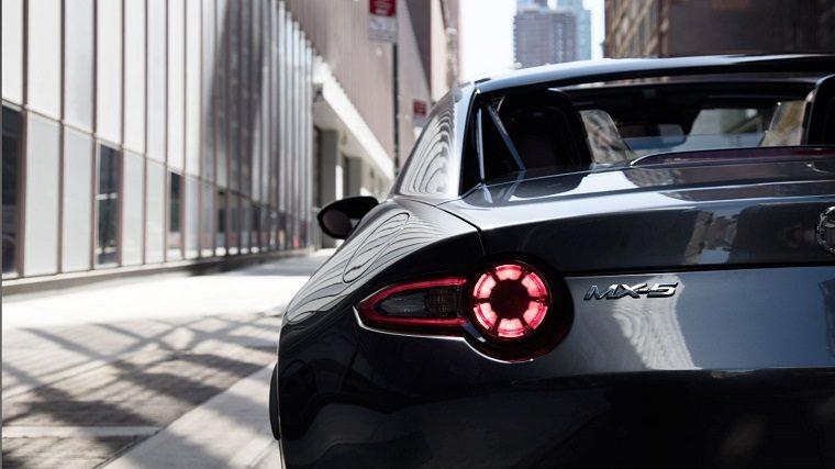 2016 Mazda MX-5 RF Roadster