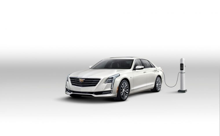GM Canada has announced the Cadillac CT6 PHEV will become available this Spring