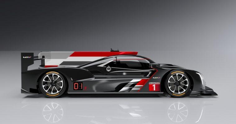 Jeff Gordon and the Wayne Taylor Racing team recently tested the Cadillac DPi-V.R at Daytona