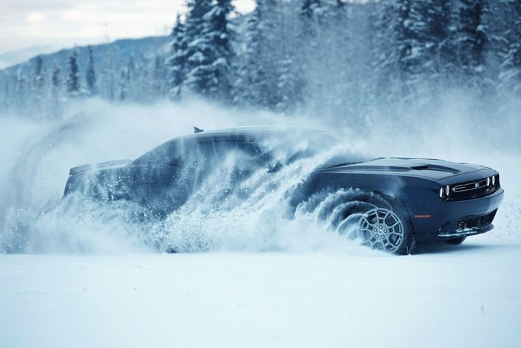 "Dodge's new ""Russia"" commercial shows how well the AWD Challenger GT performs in the snow"