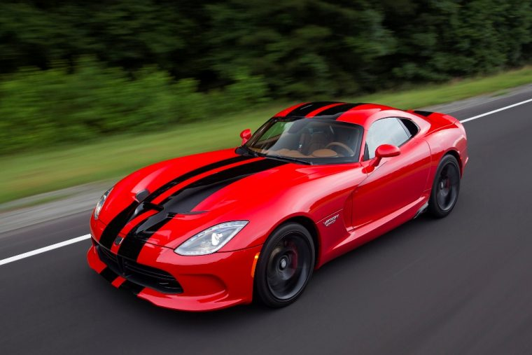 The 2017 Dodge Viper will available again for a limited time
