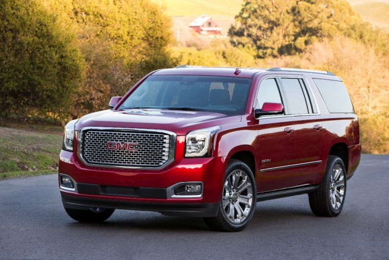 The 2017 GMC Yukon comes with new features such as Teen Driver and low-speed emergency breaking