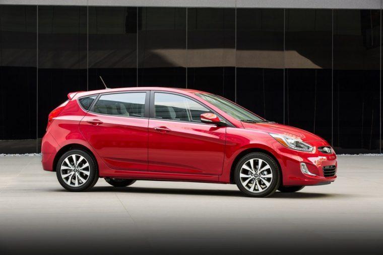 2017 Hyundai Accent overview model details features specs profile doors