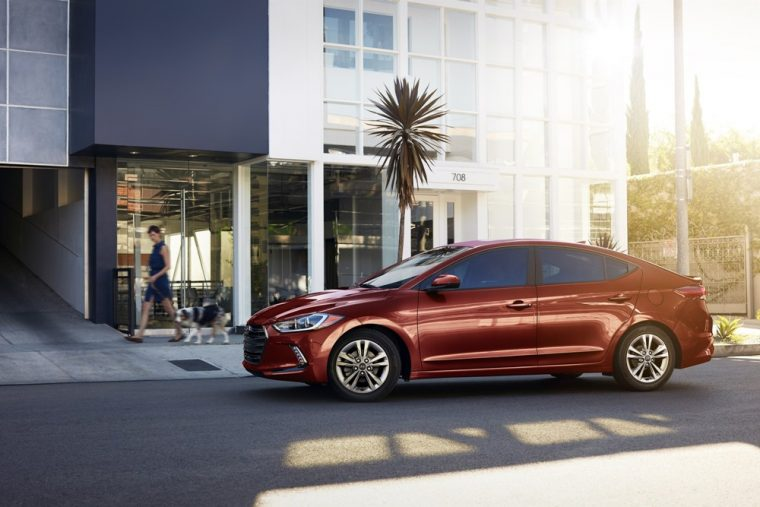 The 2017 Elantra Value Edition is priced in the low $20,000s and comes with features like heated seats and a 7-inch touchscreen