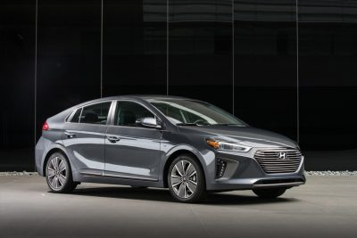 The Hyundai Ioniq and Vision G Concept were both honored in the 66th year of the GOOD DESIGN™ Awards
