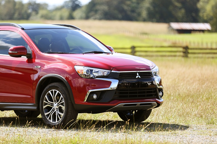 2017 mitsubishi outlander sport overview the news wheel. Black Bedroom Furniture Sets. Home Design Ideas