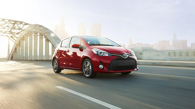 2017 Toyota Yaris Overview