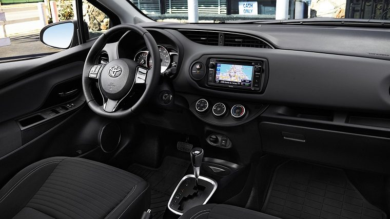 2017 Toyota Yaris Interior