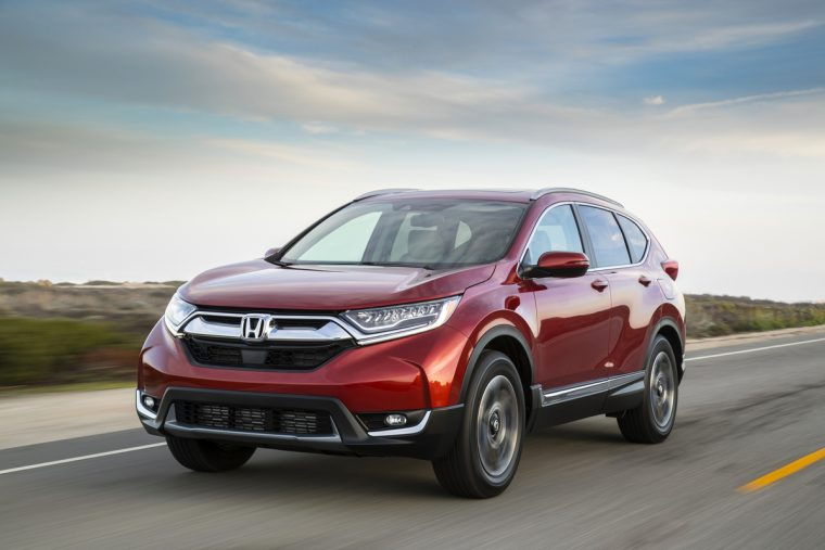 All-New 2017 Honda CR-V Goes On Sale | The News Wheel