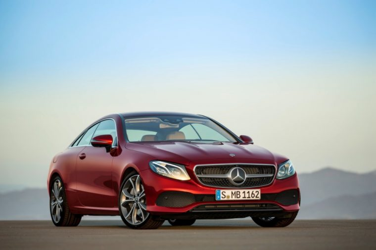 Daimler has recently shared details regarding its new 2018 Mercedes-Benz E-Class Coupe