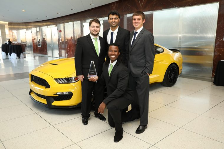 Prairie View A&M University wins 2016 Ford Historically Black Colleges and Universities Community Challenge